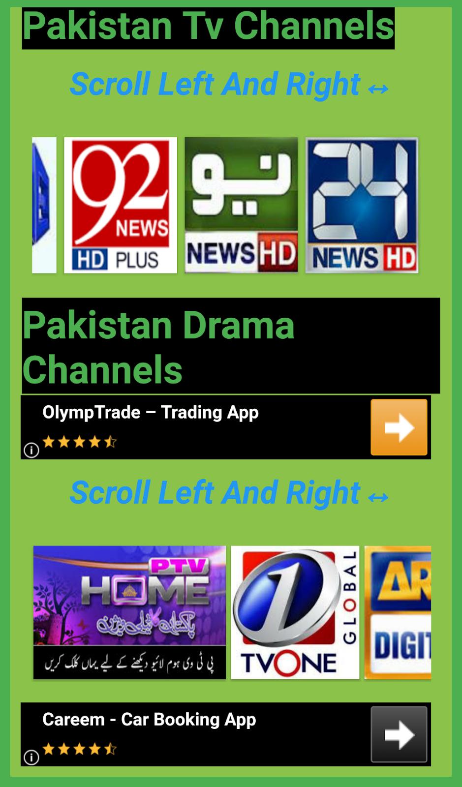 Tv Stream App Android